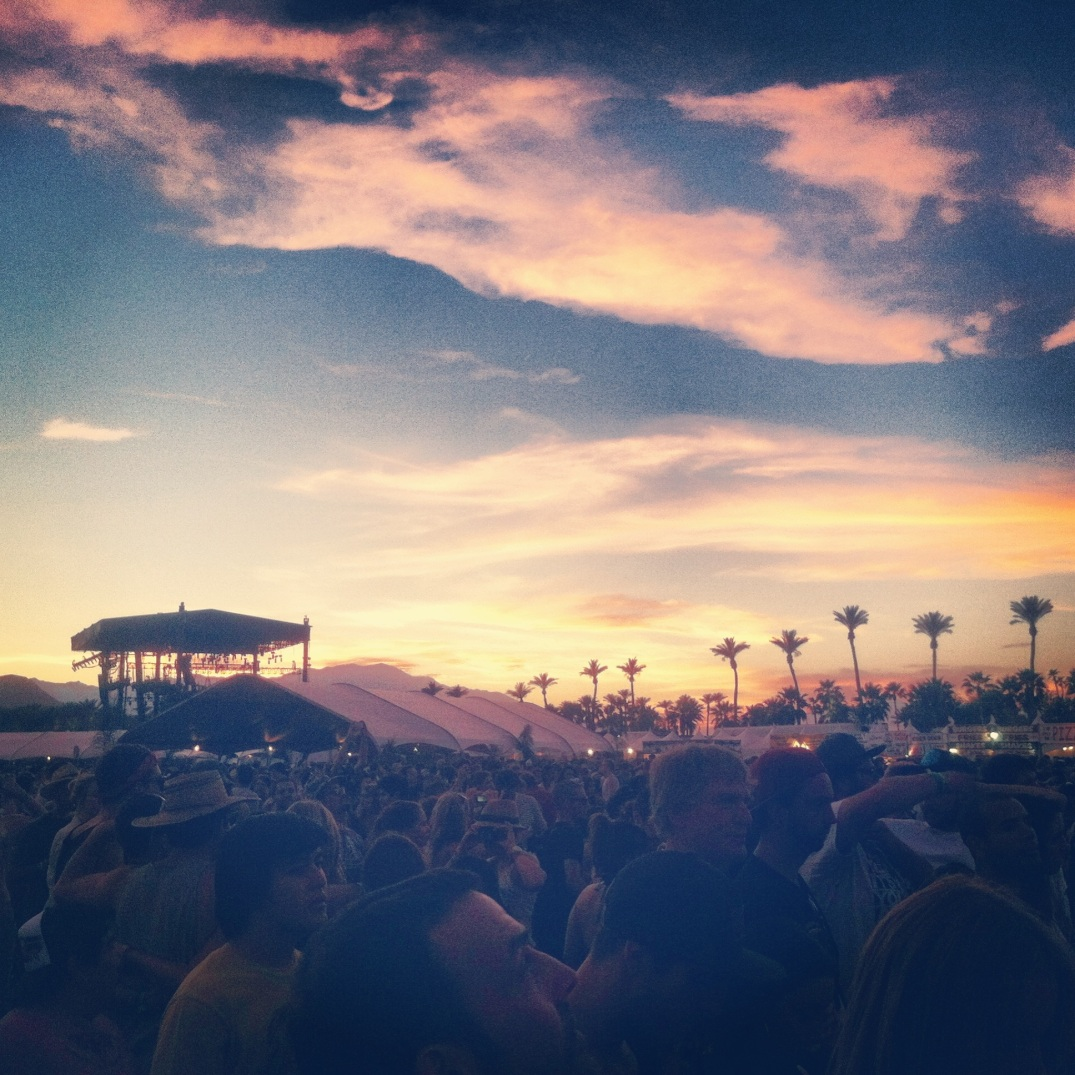 My first Coachella!