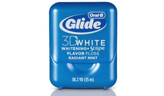 whitening floss