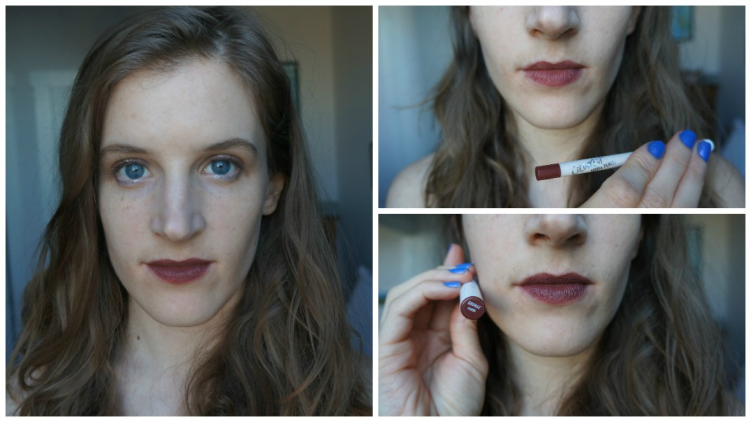 Colourpop Lippie Stix and Pencil in Grunge